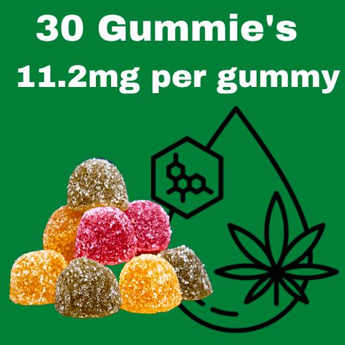 cbd gummie's