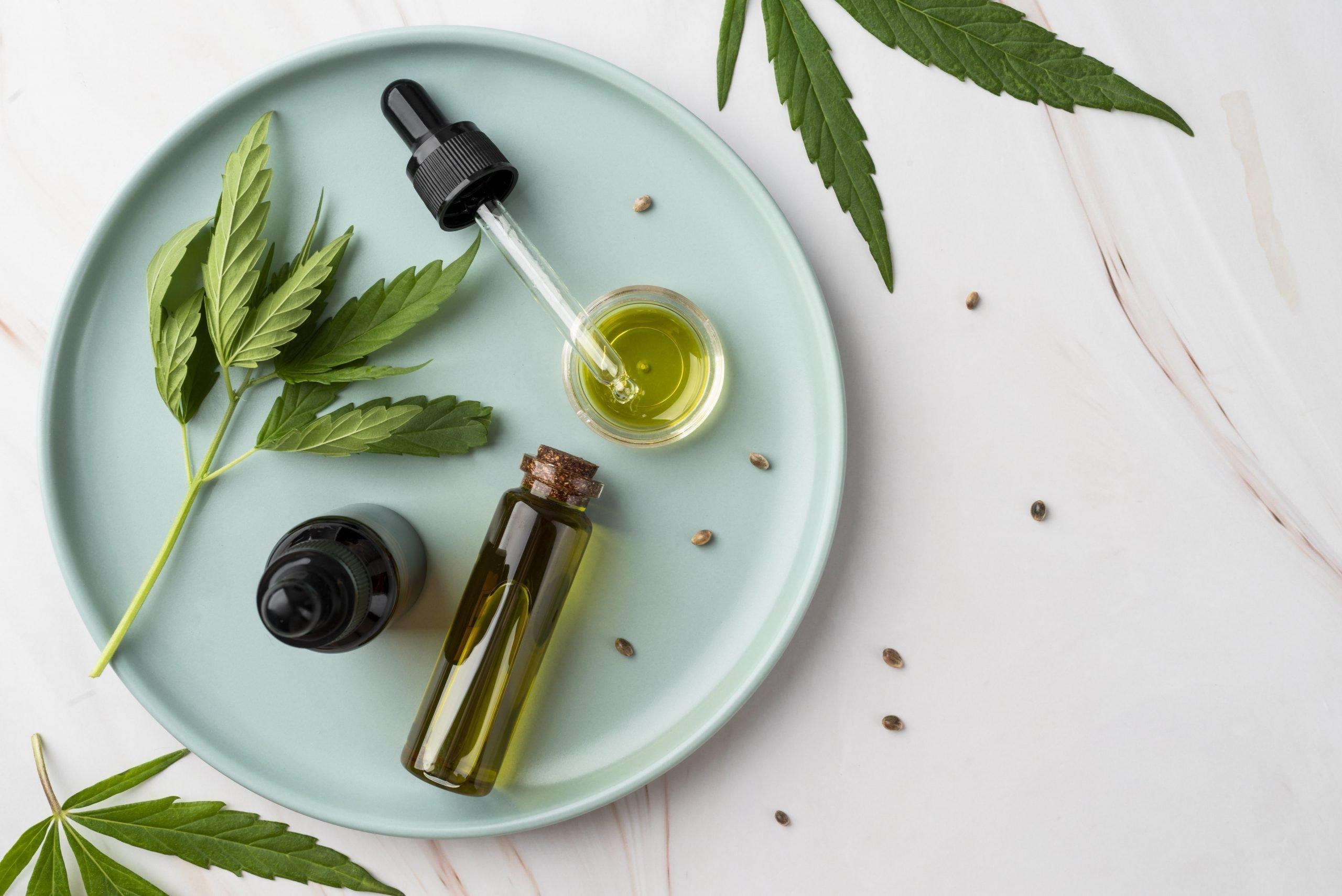 cannabis-oil-bottle-assortment
