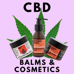 CBD Balms & Cosmetics